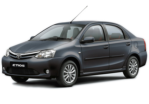 Etios Outstation Cabs in Bangalore